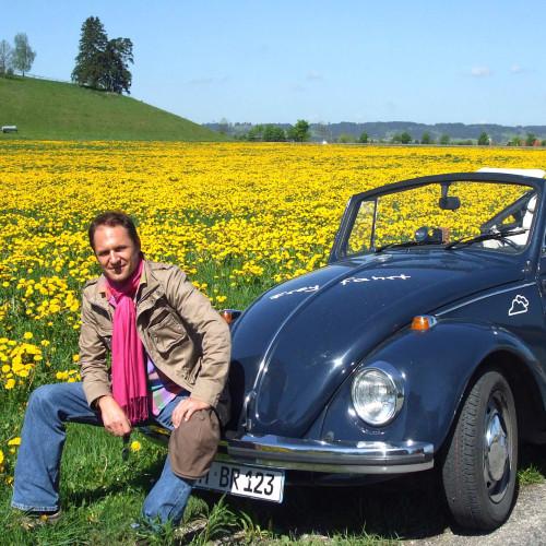 Frey-Fahrt I Foto: BR / Rolf Lorentschk