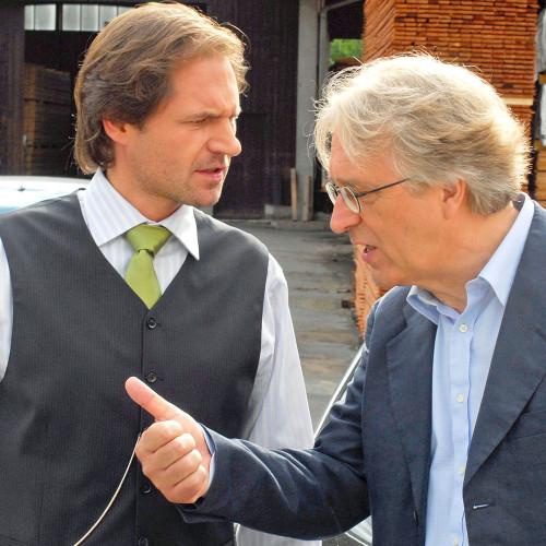 Grüß Gott, Herr Anwalt I Foto: ARD Degeto / Hans Seidenabel